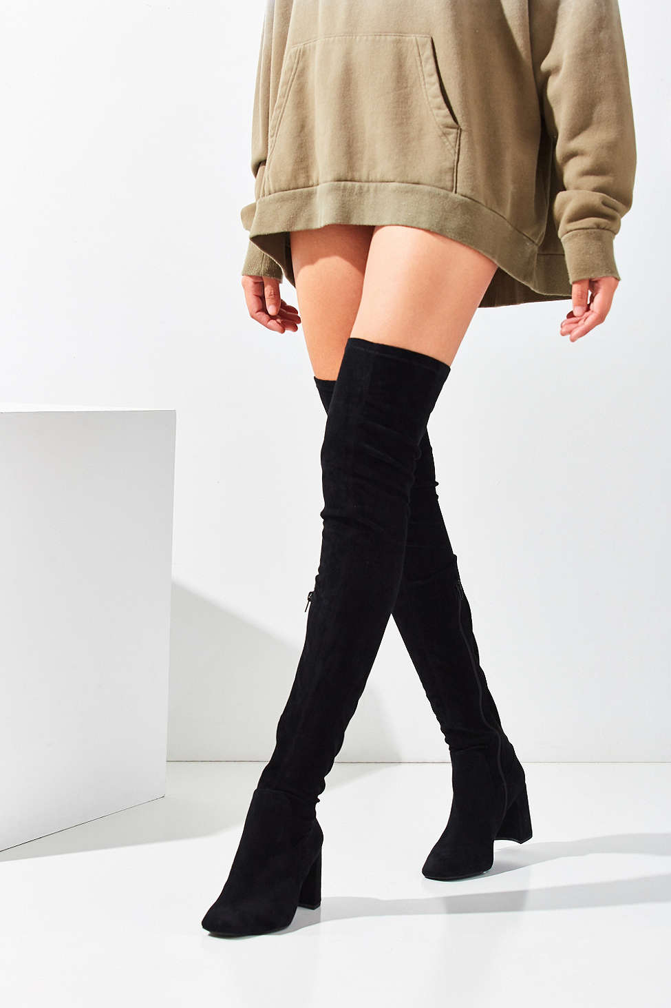 tights wear thigh high boots instead racked
