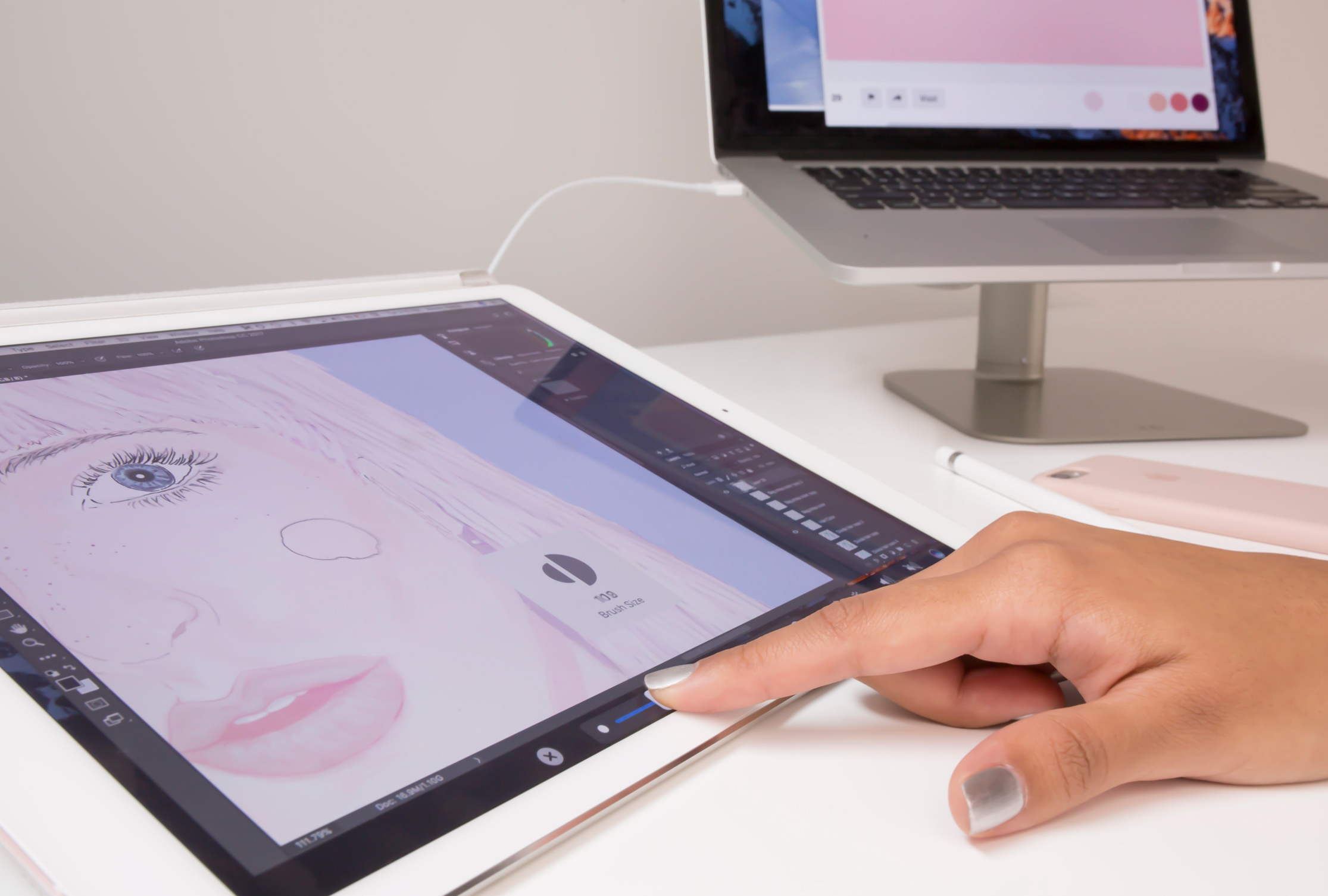 Photoshop for iPad Pro: Are Tablets Ready For Serious ...