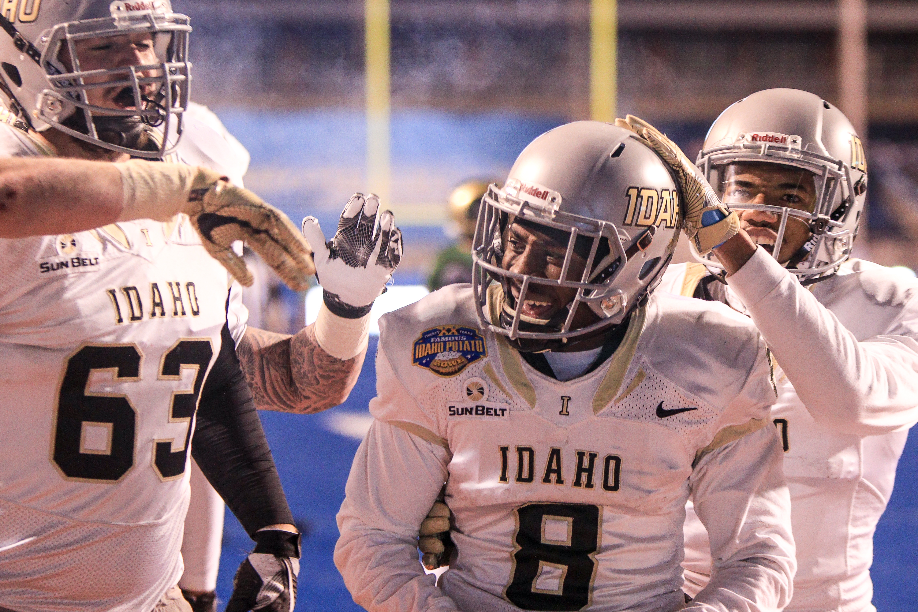 Idaho QB Matt Linehan blasts school president after bowl game win