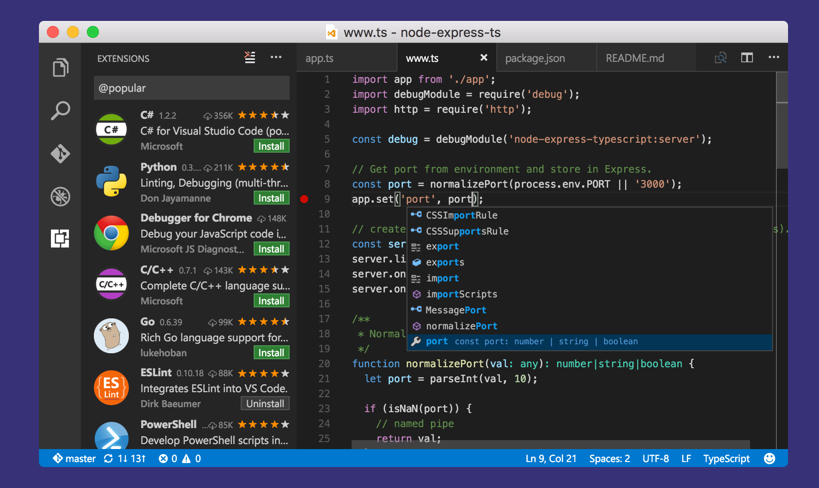 the best apps for your new mac the verge visual studio code is slick and extensible i still do a lot of coding in vim but when i want to be lazy and have a nice