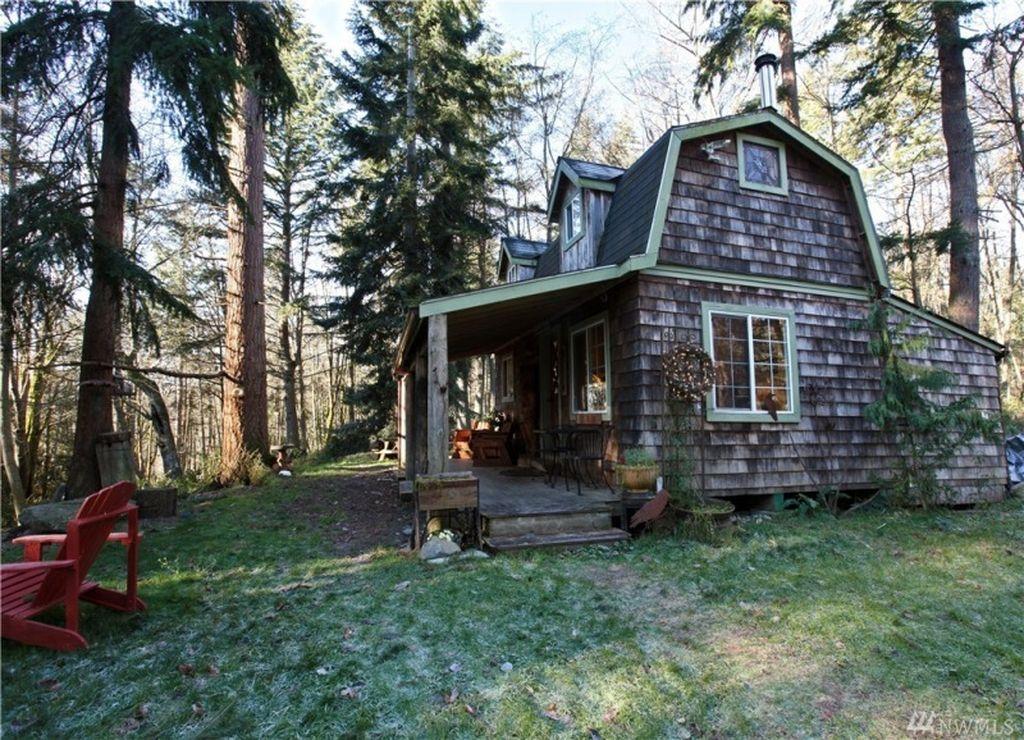 Photos Tiny House Seattle Wa: Creative Camano Tiny Cabin Lists At $185K
