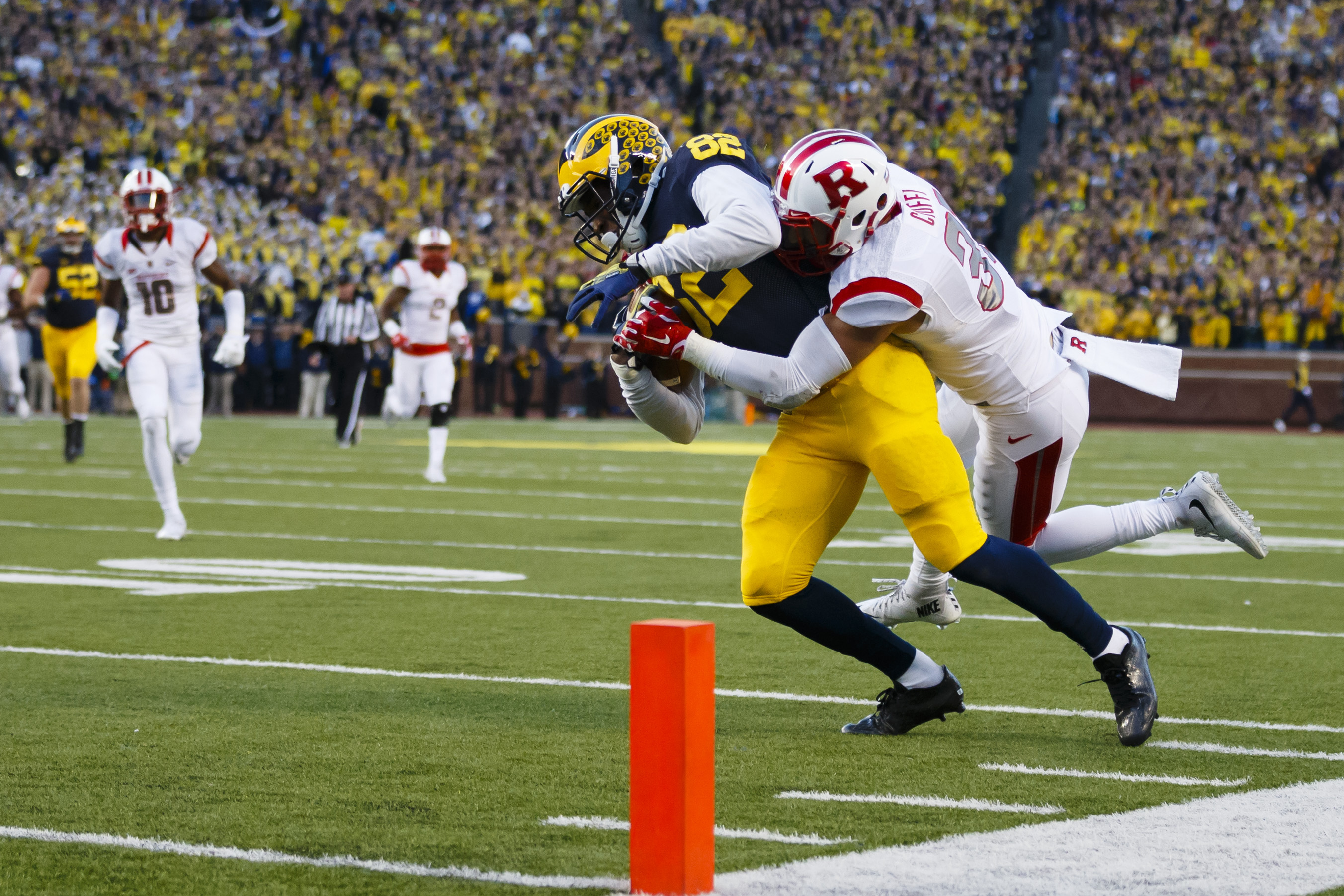 michigan vs rutgers