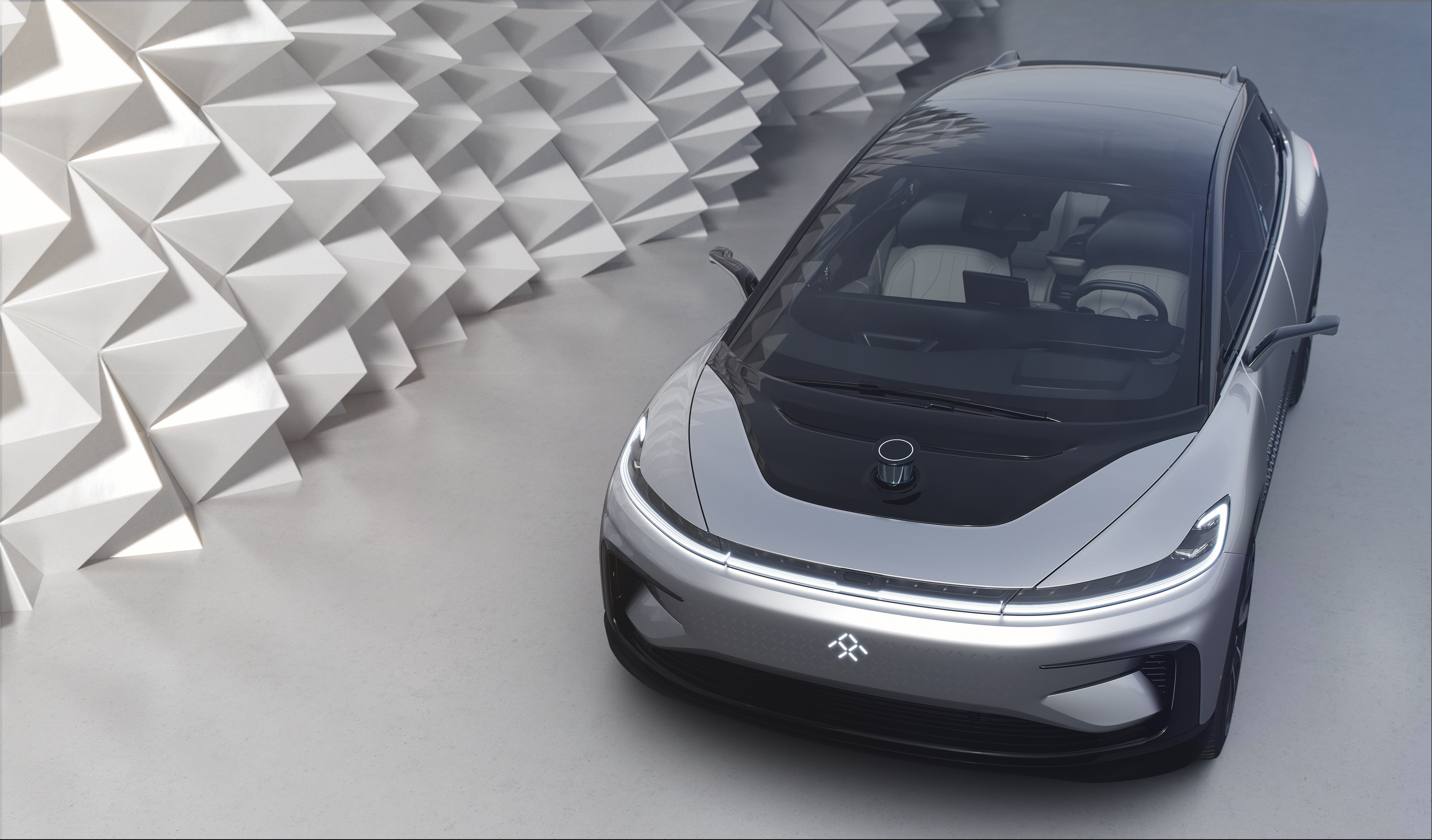 Faraday Future S First Car The Ff91 Is Here