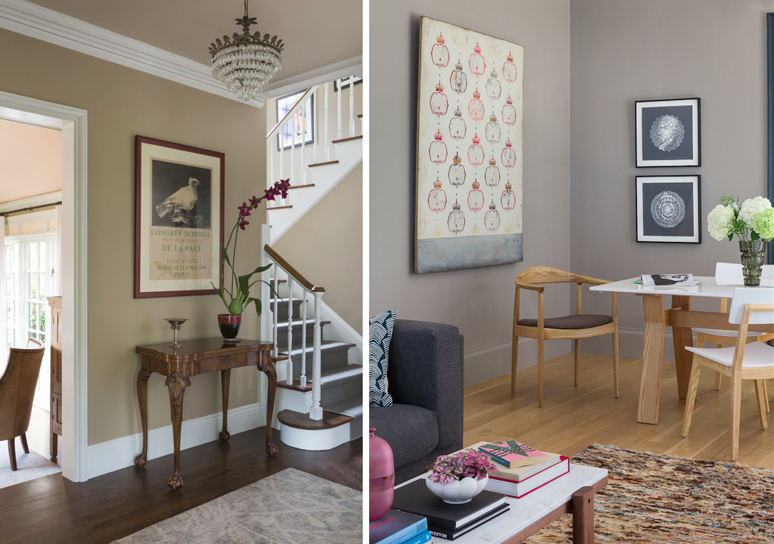 Living Rooms Painted Gray 12 Best Beige Paints Curbed