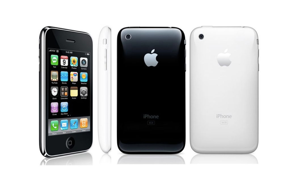 10 years of the iPhone: a product history in pictures