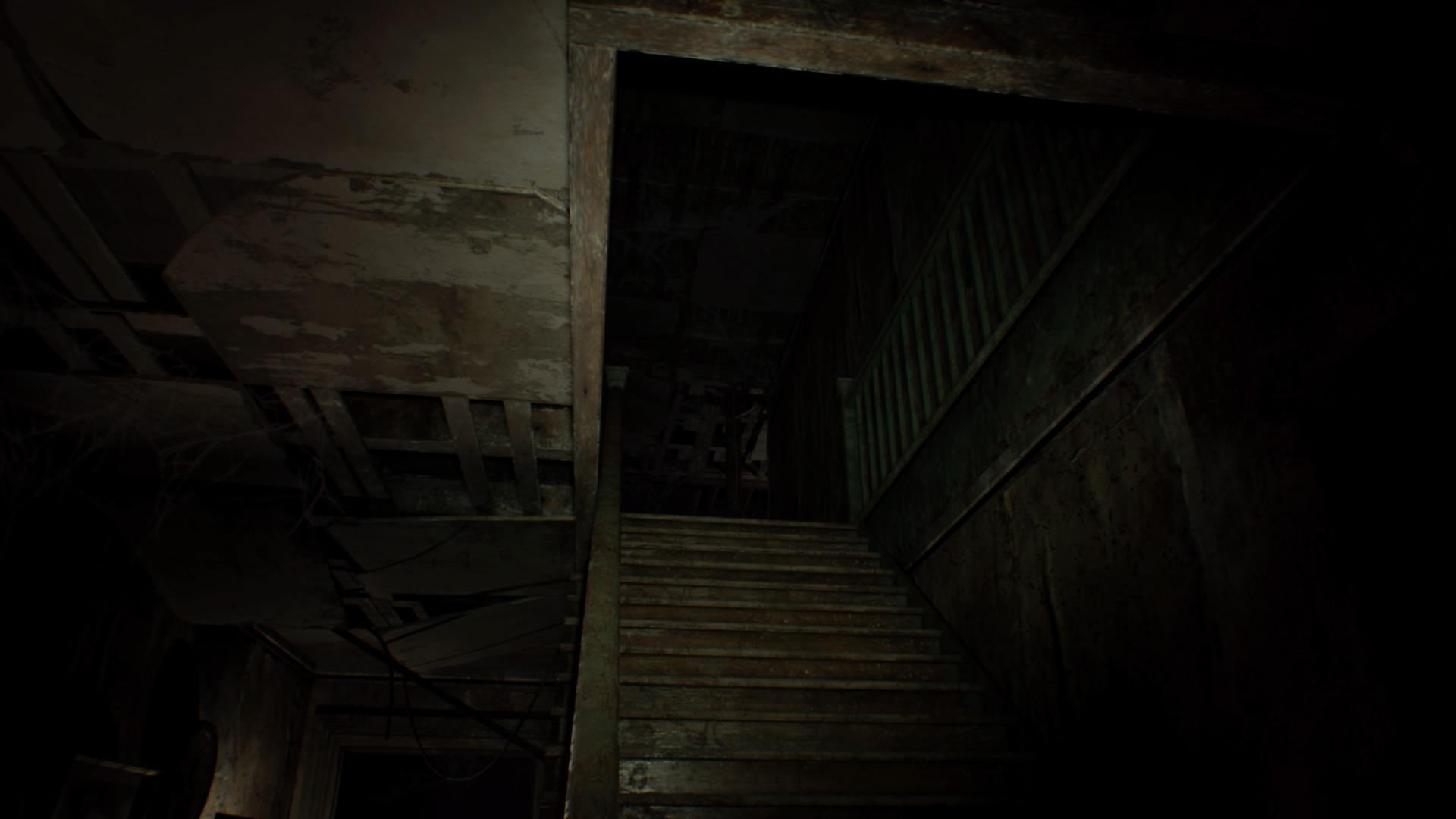 get the basement key