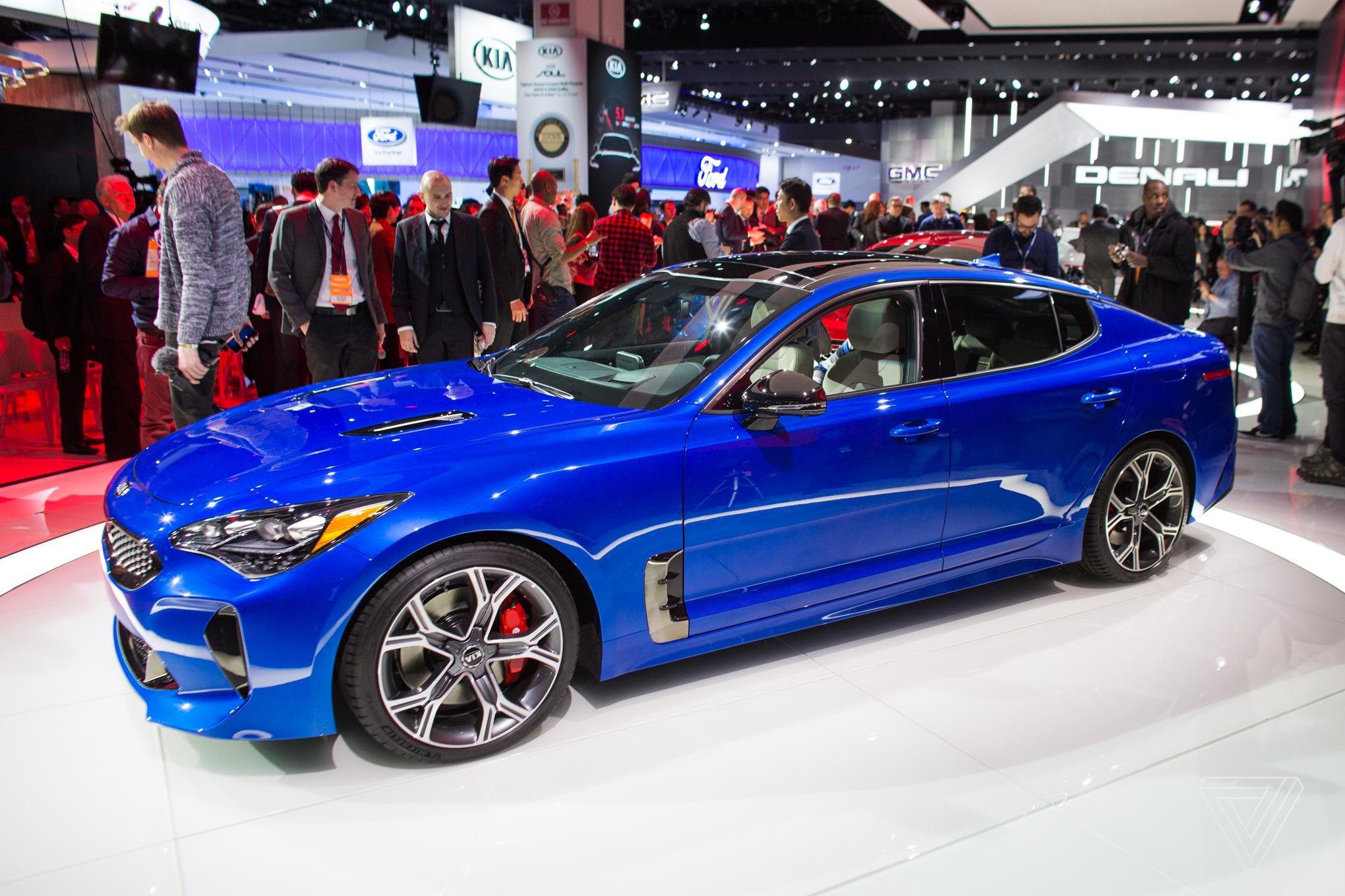 sport starts car at to v sports stinger sedan will h cost start kia news