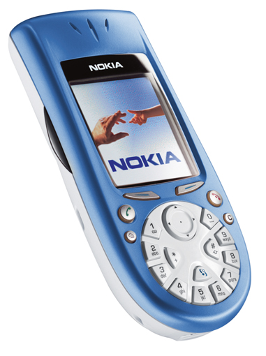 The Nokia 3650. This was not a good idea.