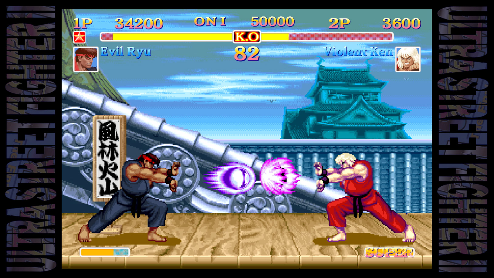 Ultra Street Fighter II Announced for Nintendo Switch