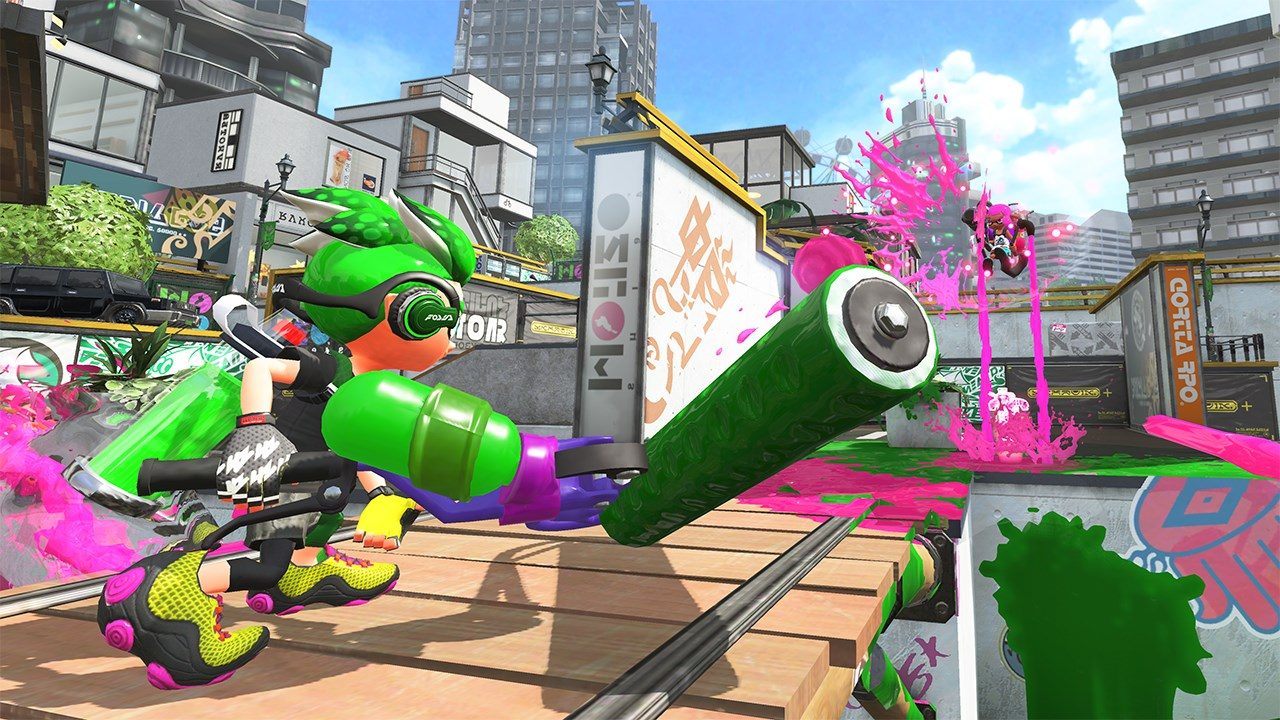 Splatoon 2 Confirmed For Nintendo Switch Polygon
