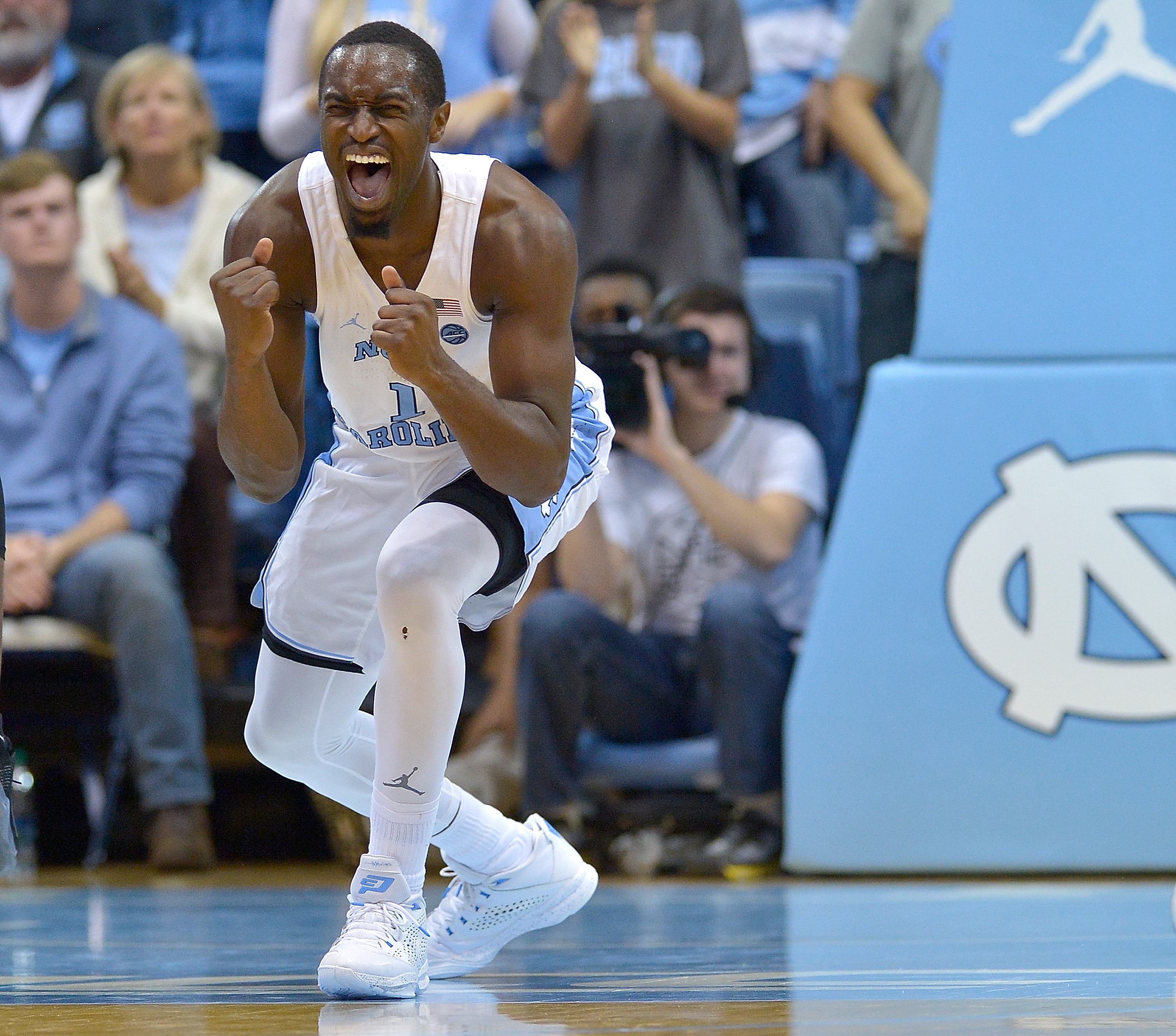 Concussion sidelines UNC's Bradley for Florida State game