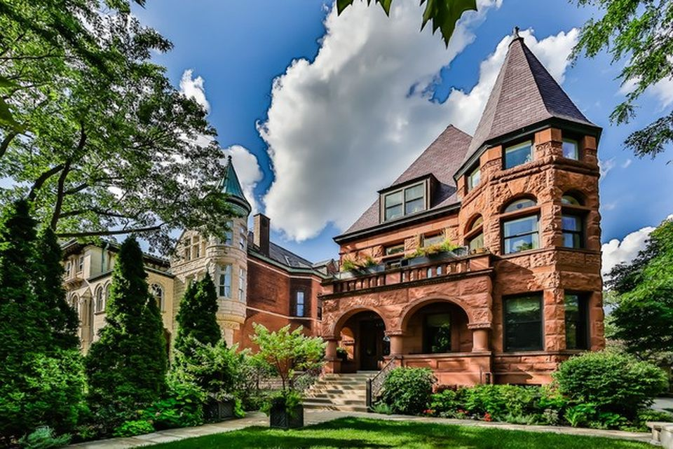 Cheap Mansions For Sale In Usa Beauteous Mini Castles For Sale 3 Romanesque Revival Houses To Buy  Curbed Decorating Design