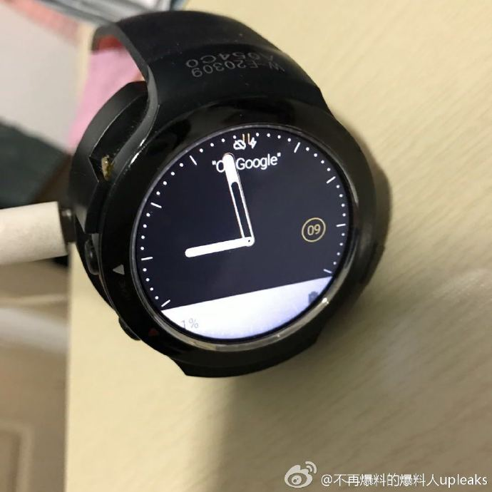 Latest HTC Smartwatch Photos Leaked!