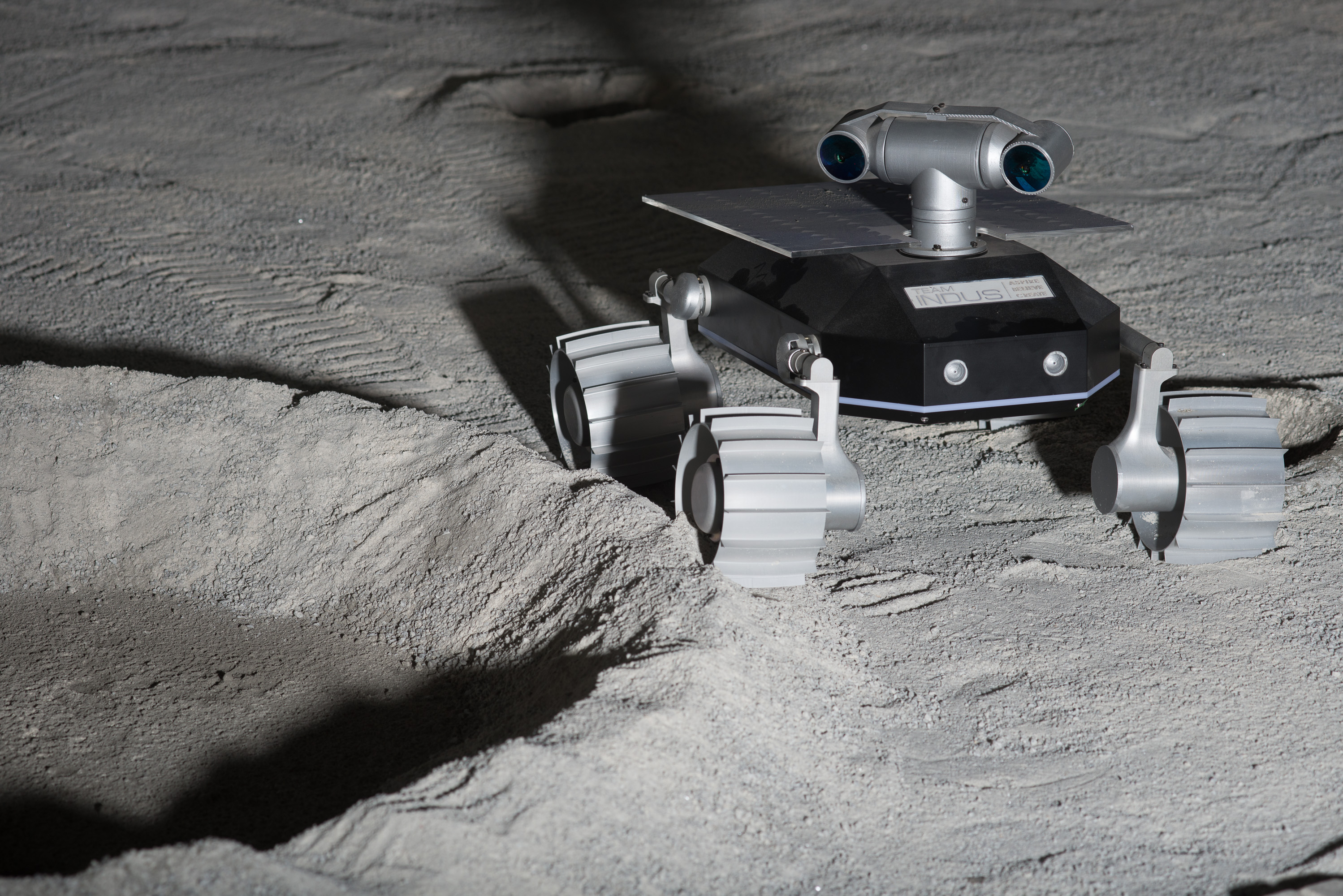 Five finalists named in Google's $20 million Lunar X-Prize