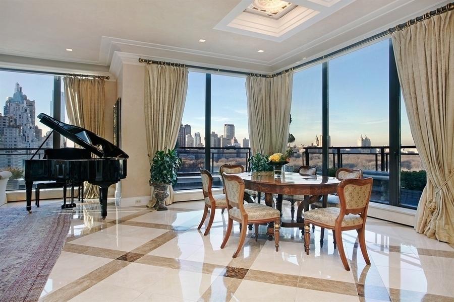 Billionaire David Geffen S Penthouse Renovation Elicits