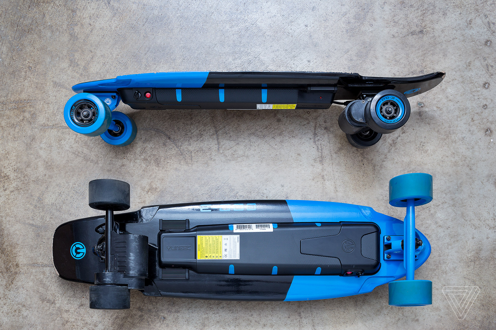 Yuneec E-Go2 review: an extremely reasonable electric skateboard ...