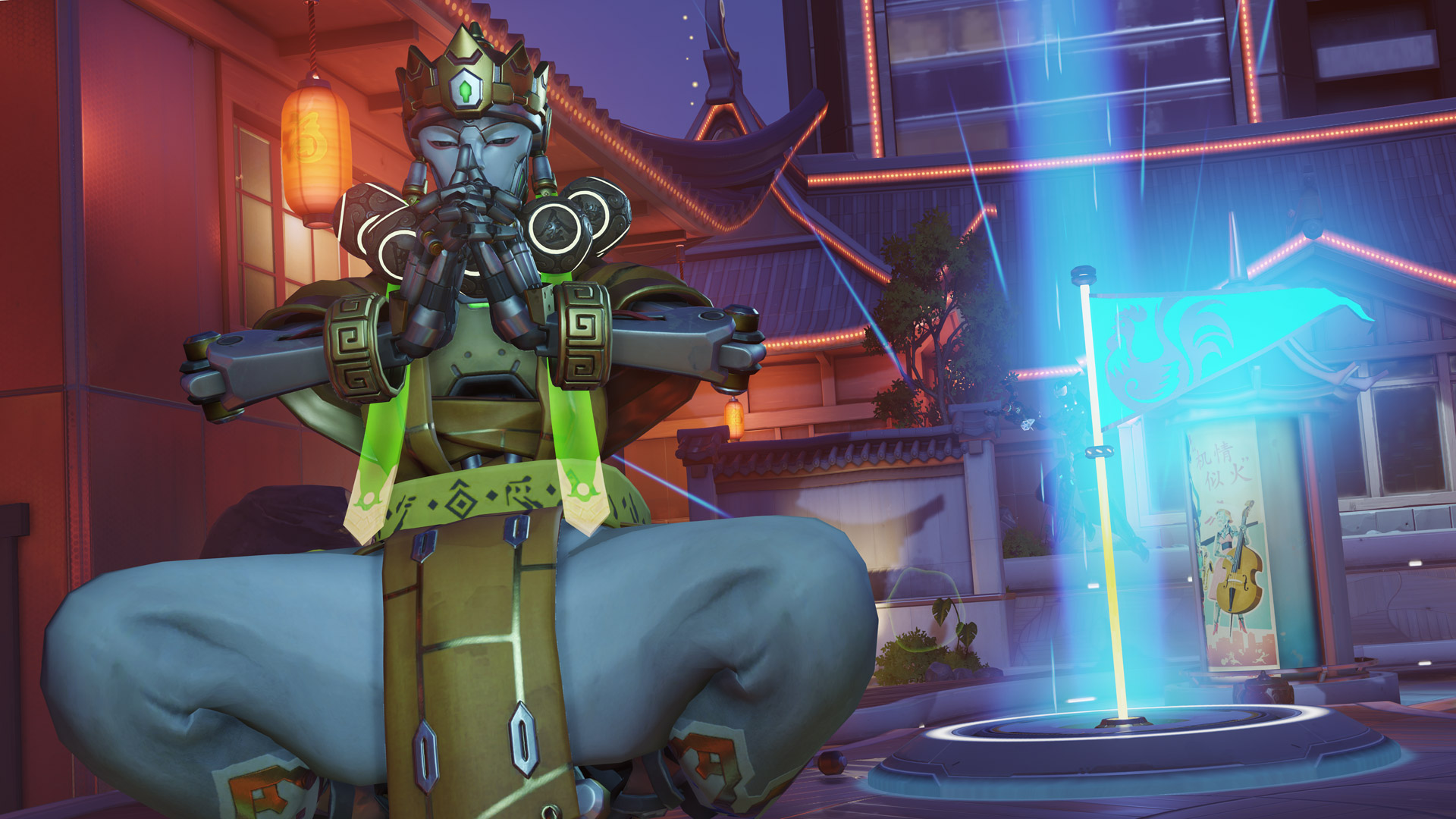Overwatch S Chinese New Year Event Is Live Polygon