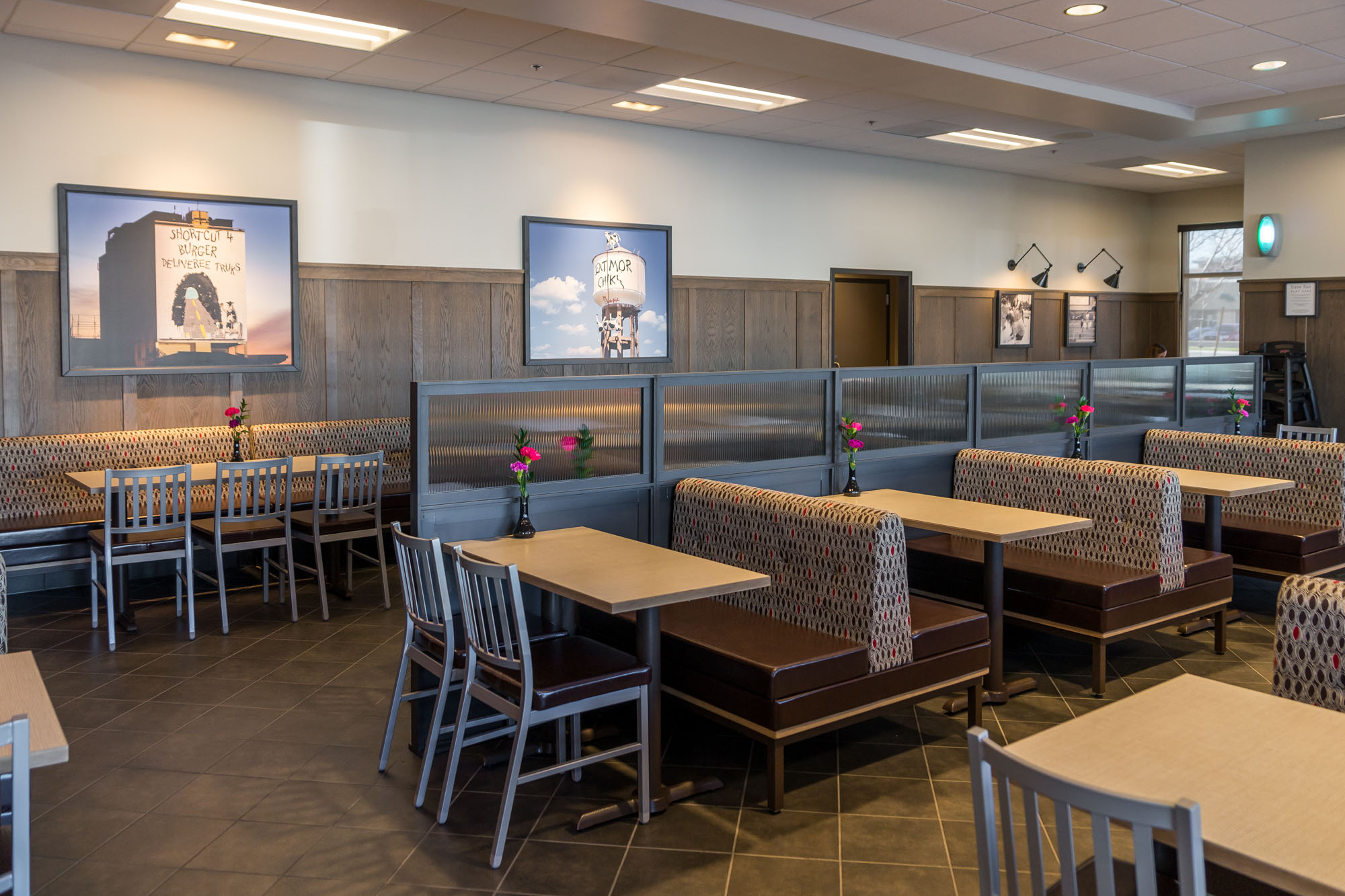 Look Inside Both Chick Fil A Restaurants Now Open In Las
