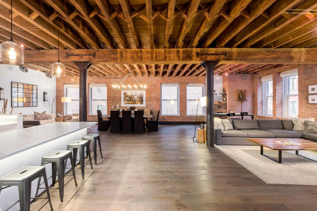 New York Ranger Lists $5.75M Loft In Taylor Swiftu0027s Tribeca Building    Curbed NY