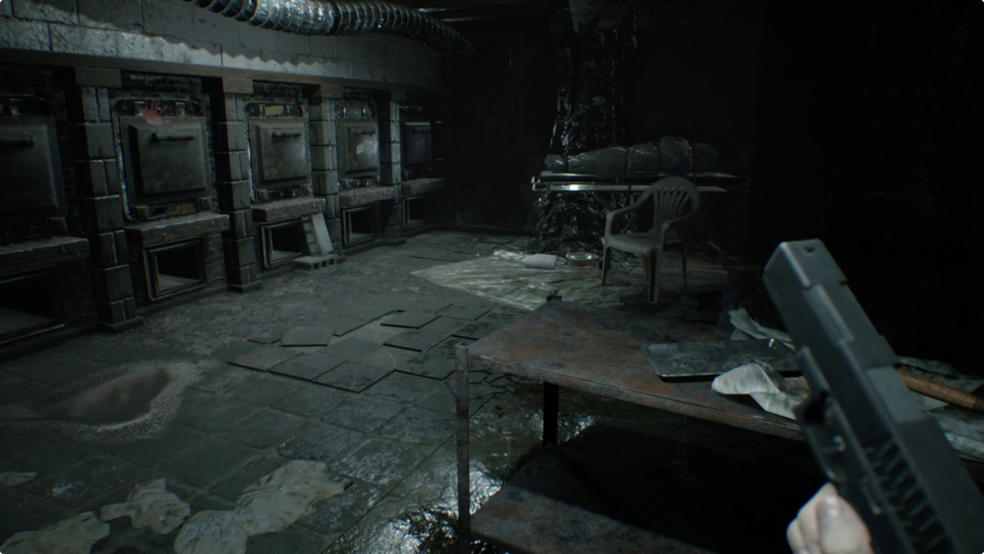 Resident Evil 7 Biohazard Walkthrough 2 3 Jack S Back And