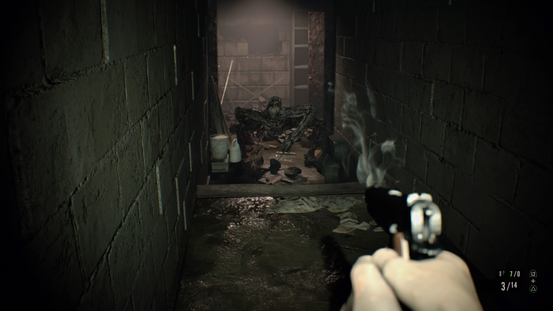 Resident Evil 7 guide and walkthrough 4-1 Dissection room ...