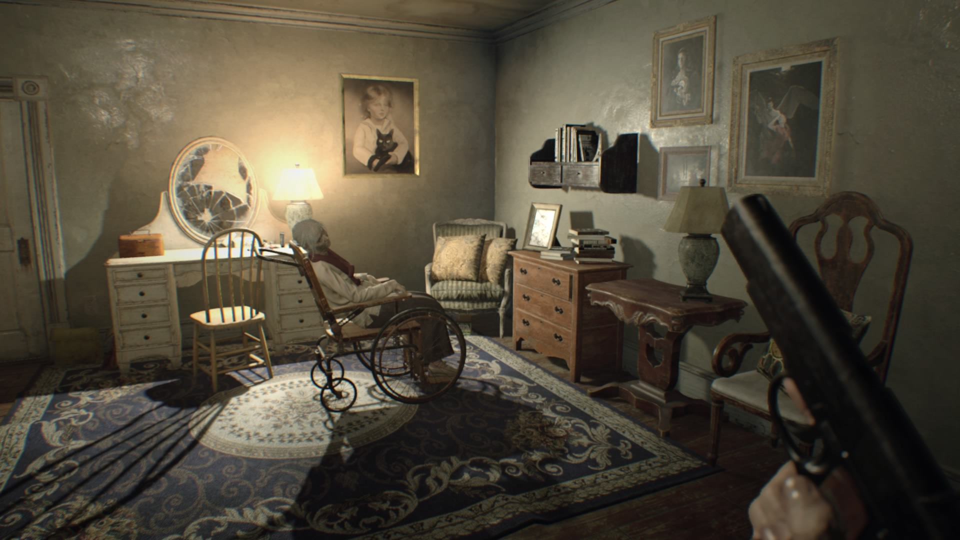 Resident Evil 7 Guide And Walkthrough 4 1 Dissection Room
