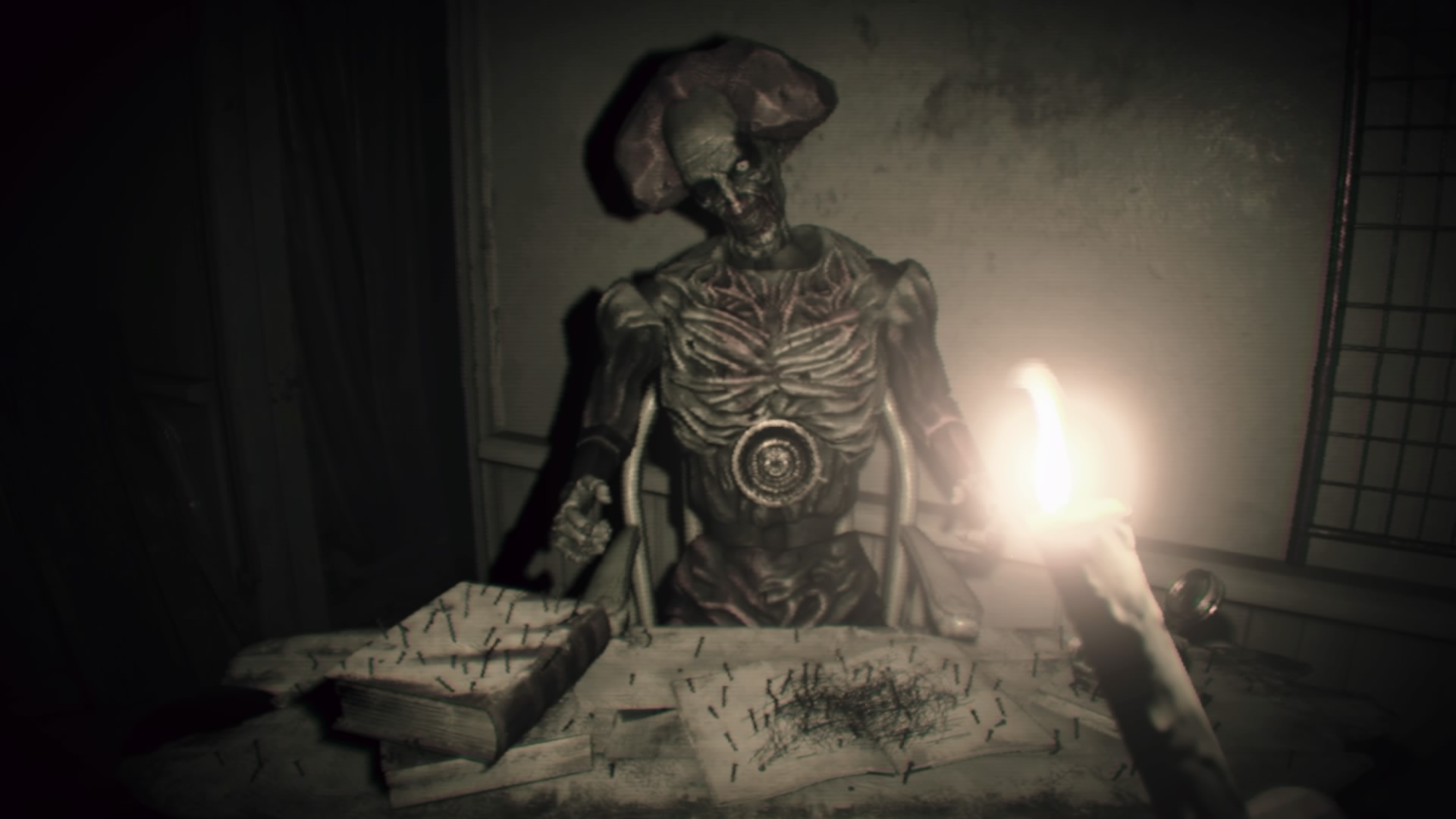 Resident Evil 7 guide and walkthrough 4-2 Happy birthday ...