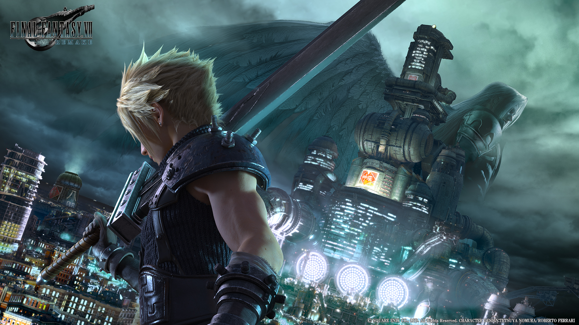 Final Fantasy 7 Remake and Kingdom Hearts 3 get new tiny teasers, but ...