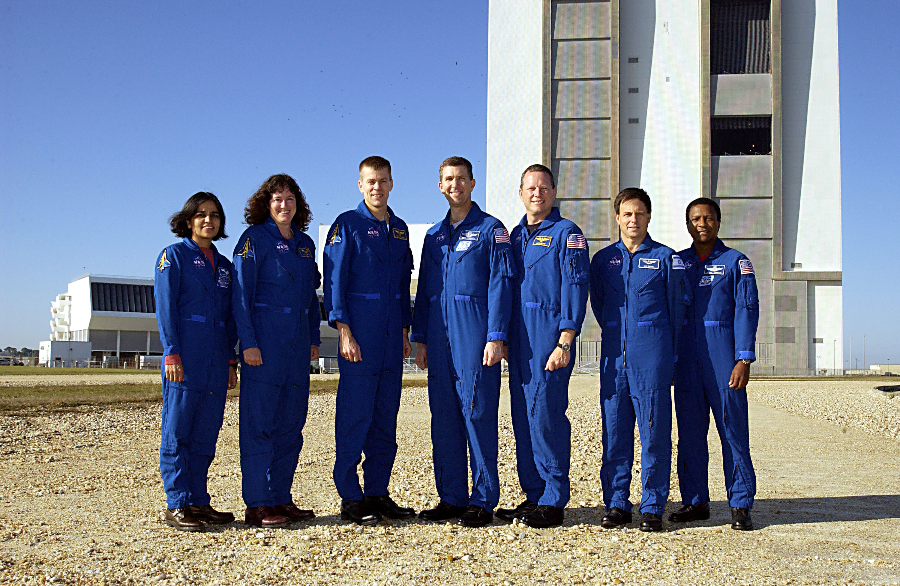 The Space Shuttle Columbia tragedy: a conversation with my ...