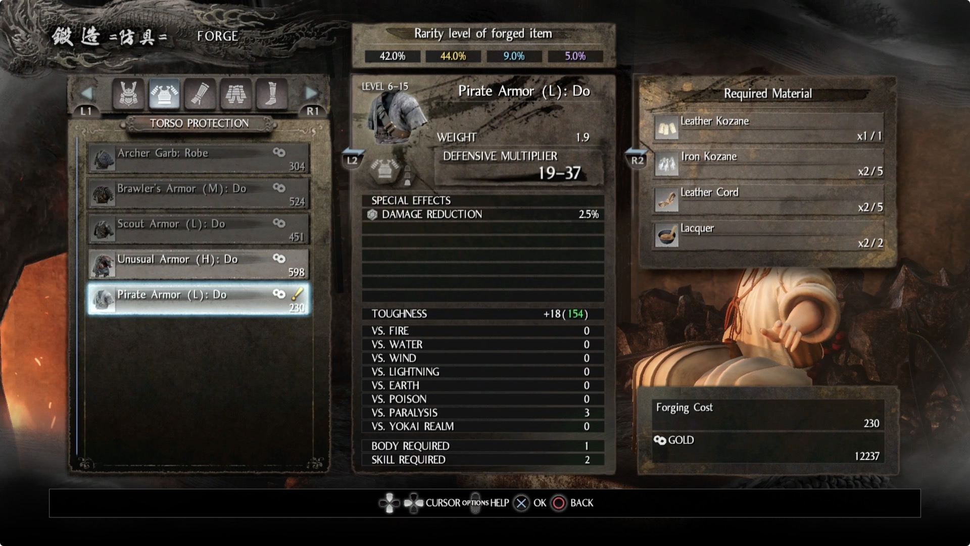 nioh how to spend your skill points