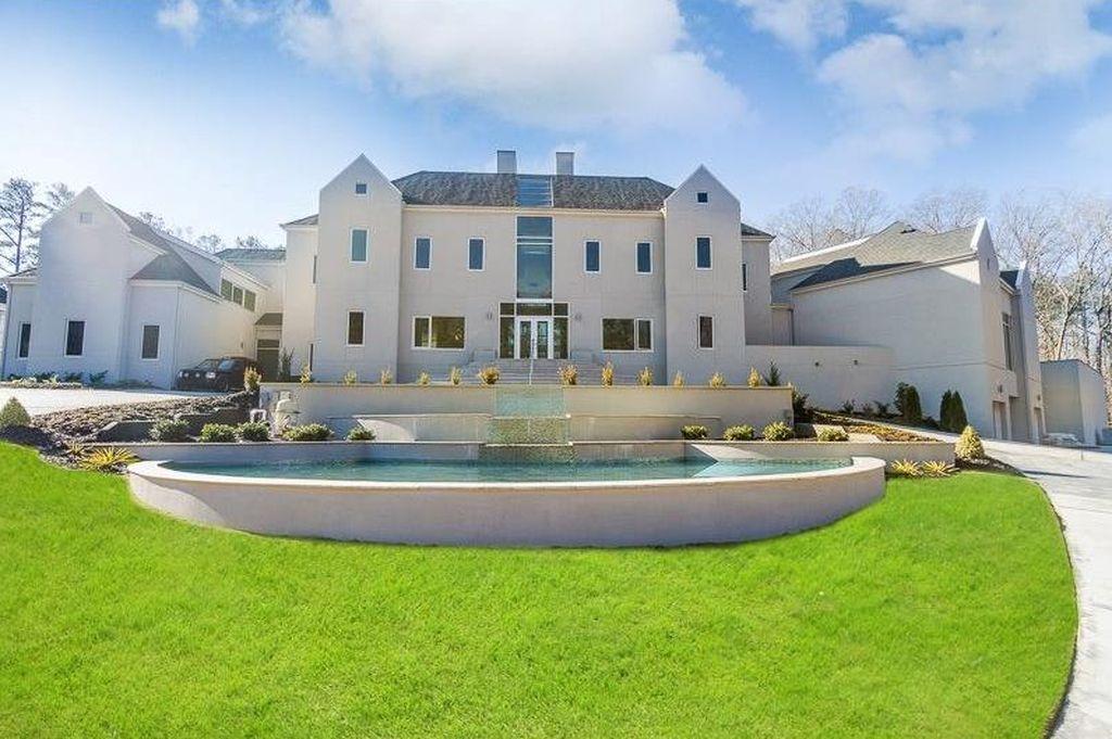 House For Sale In Alpharetta Ga >> Akon lists Alpharetta home for nearly $7 million - Curbed Atlanta