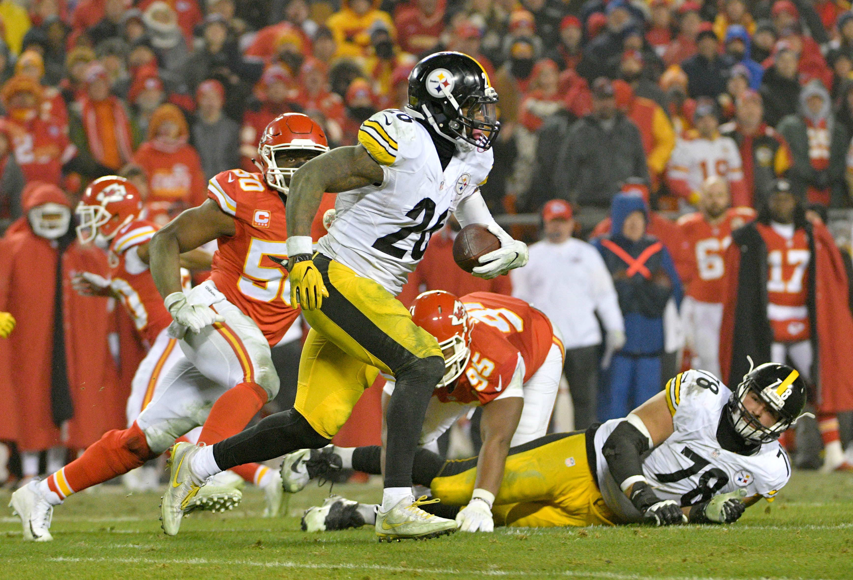 how does the nfl franchise tag work and how much do players get nfl afc divisional pittsburgh steelers at kansas city chiefs