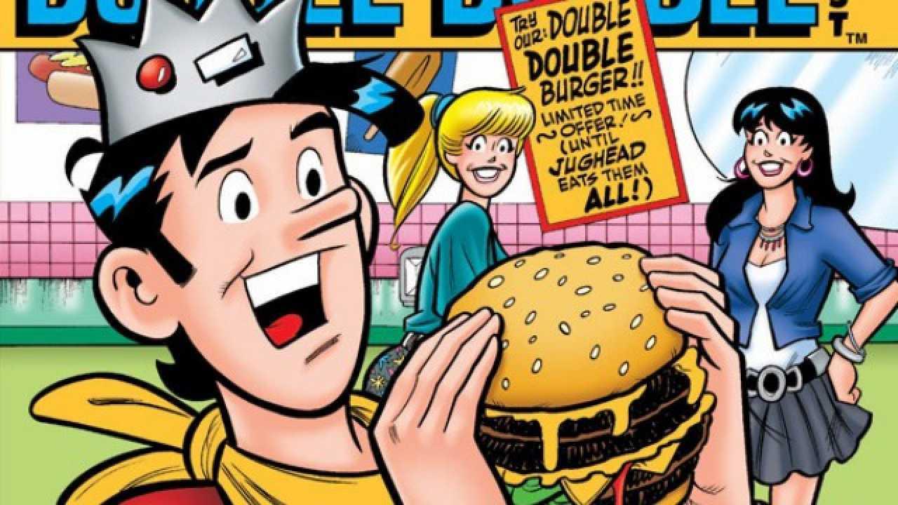 Image result for jughead jones burgers