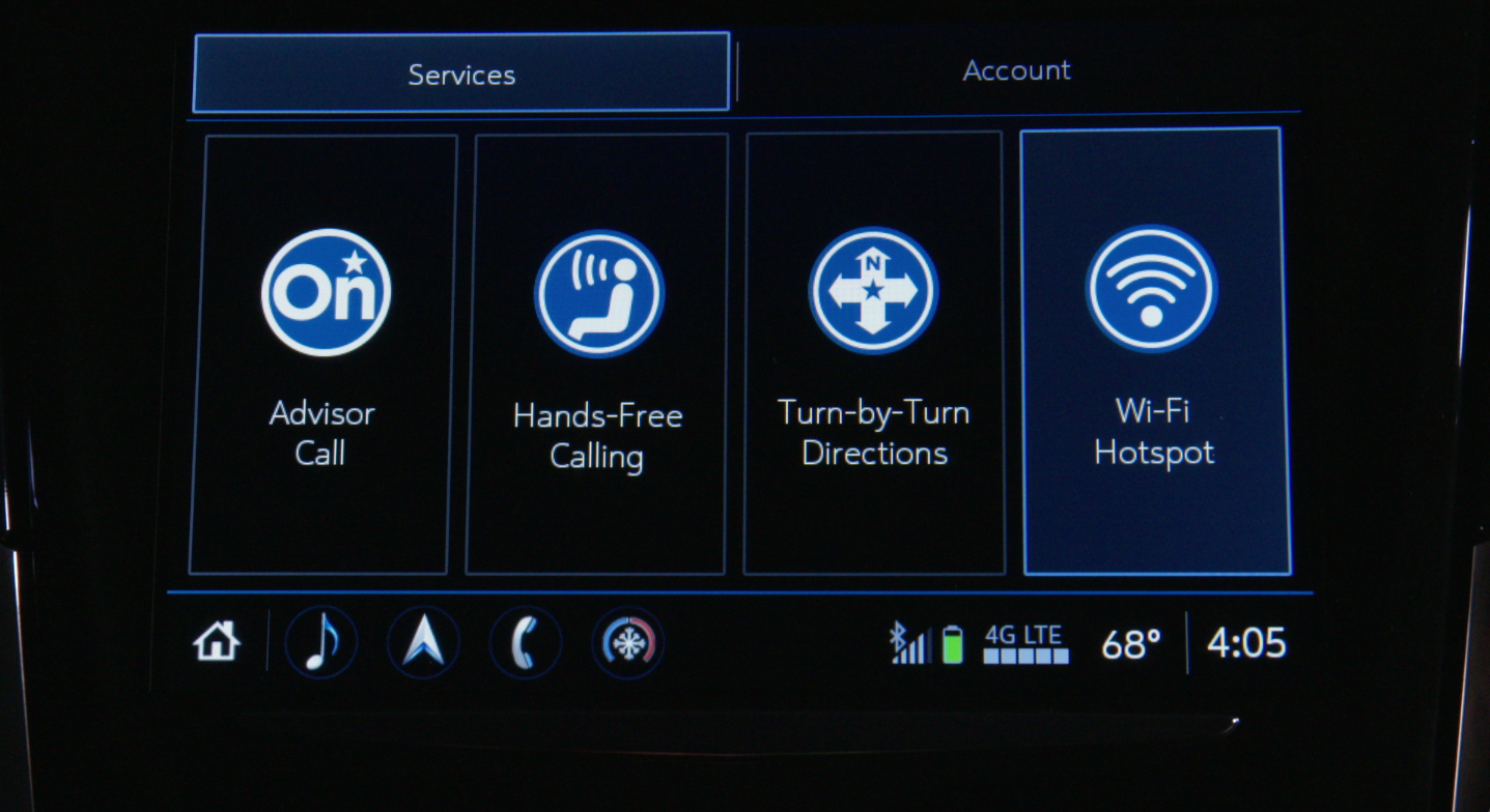 Cadillac 39 S New Infotainment System Is Not Your Computer