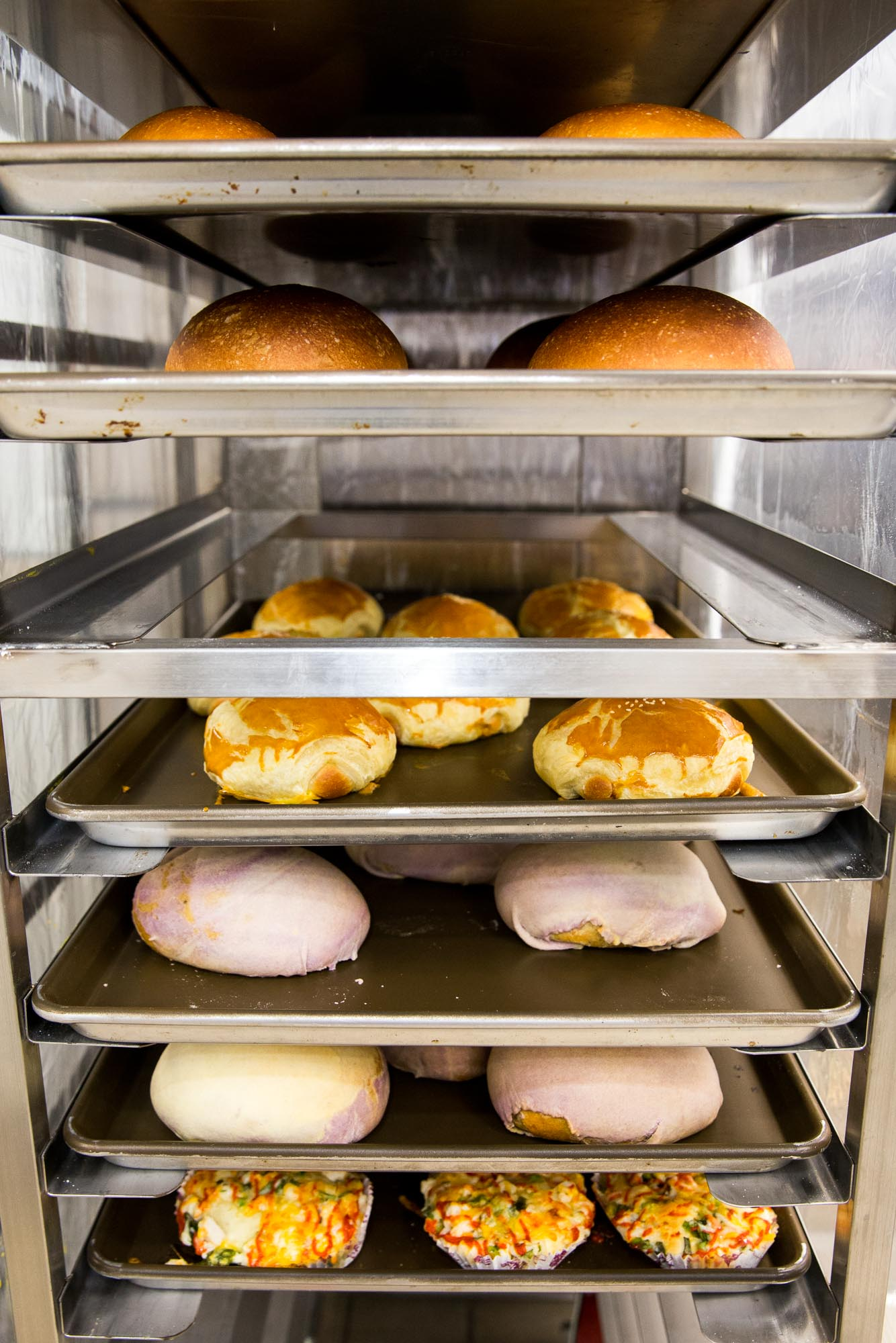 Blue Ribbon Bakery Kitchen Witness The Cream Filled Chaos At 85a0c Bakery Eater Seattle
