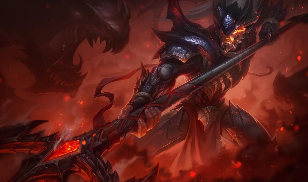 New dragon-themed Zyra...