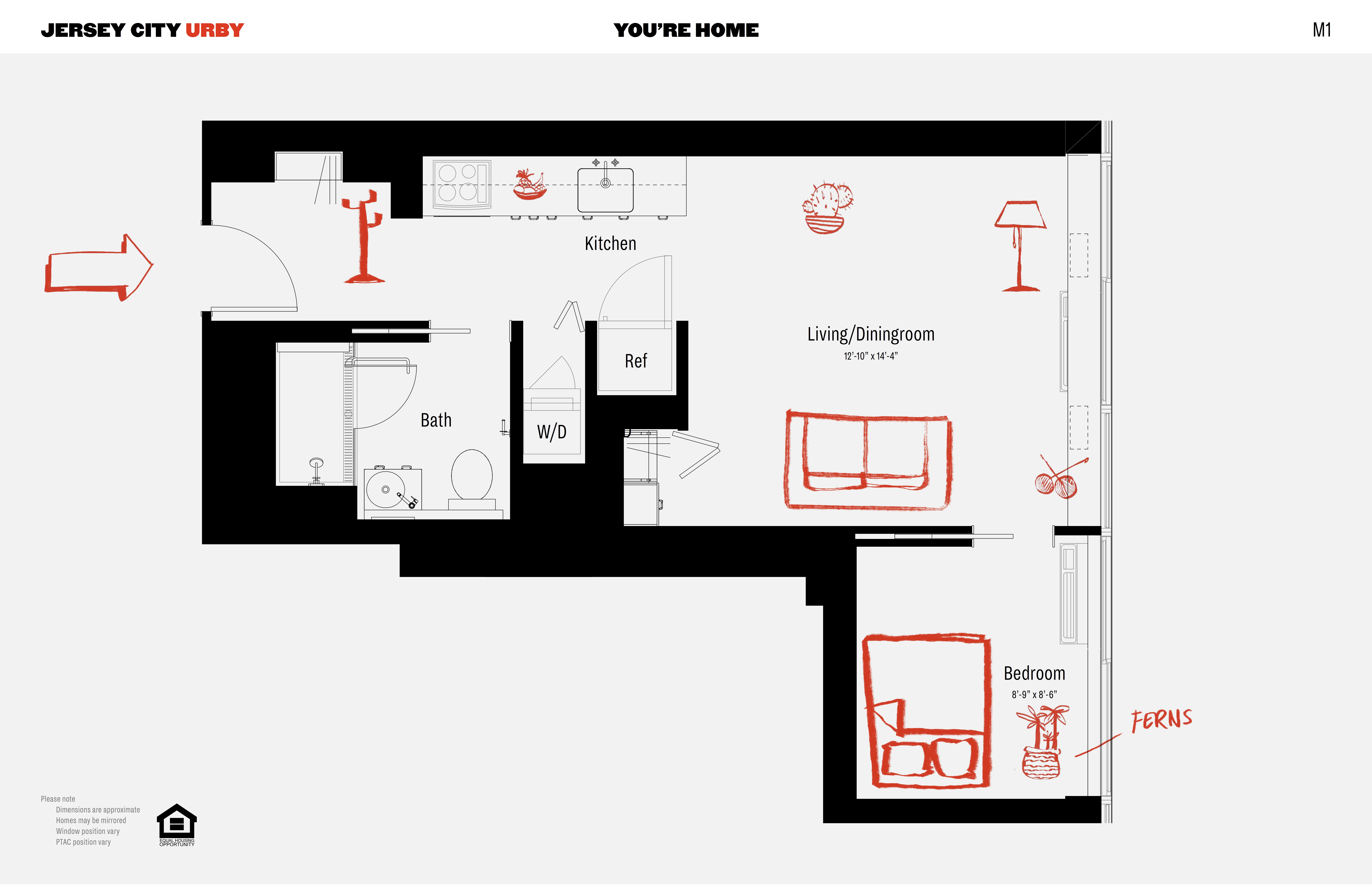 Pier house floor plans jersey city House and home design – Pier House Floor Plans