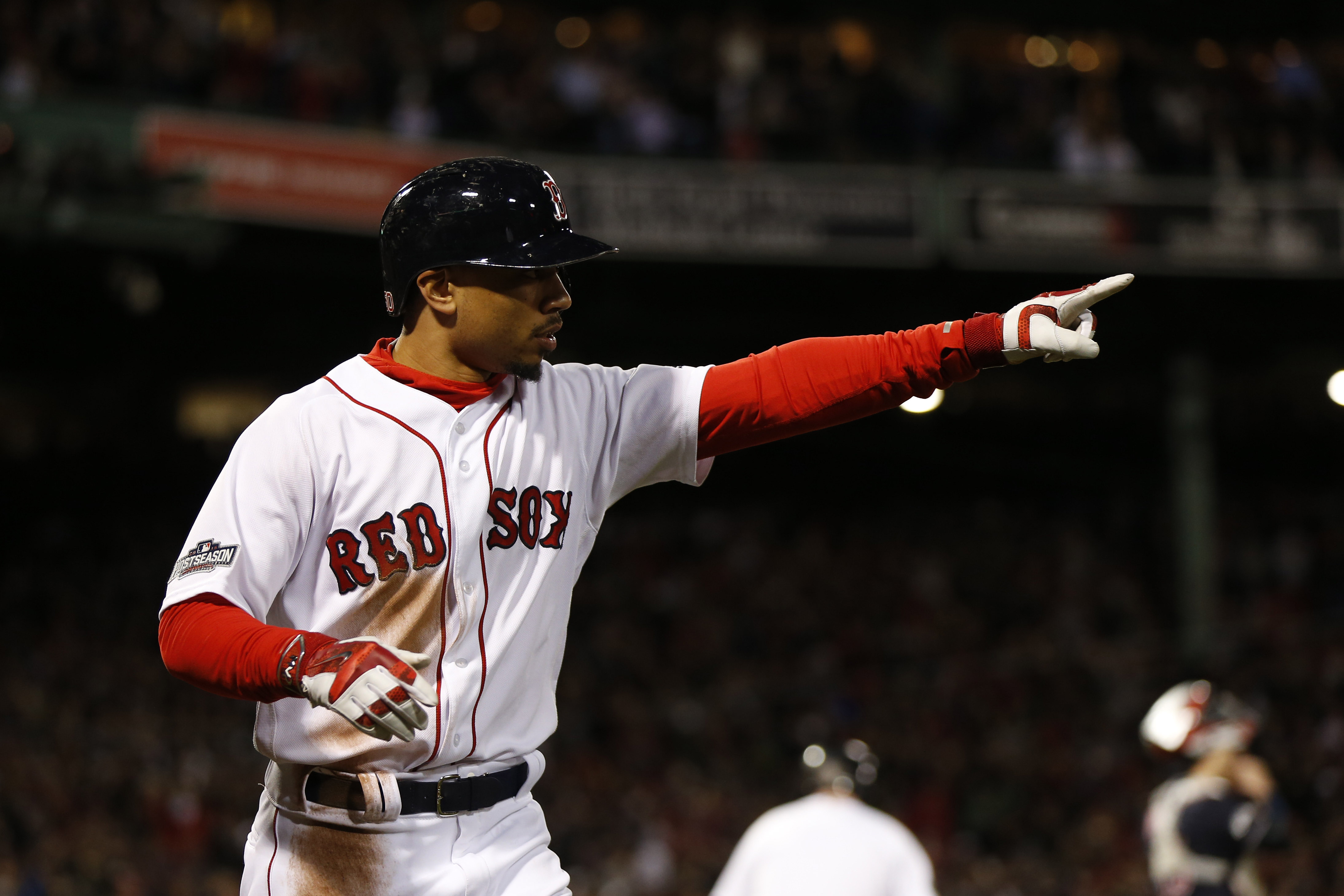 What contract renewal means for Mookie Betts' future with Red Sox