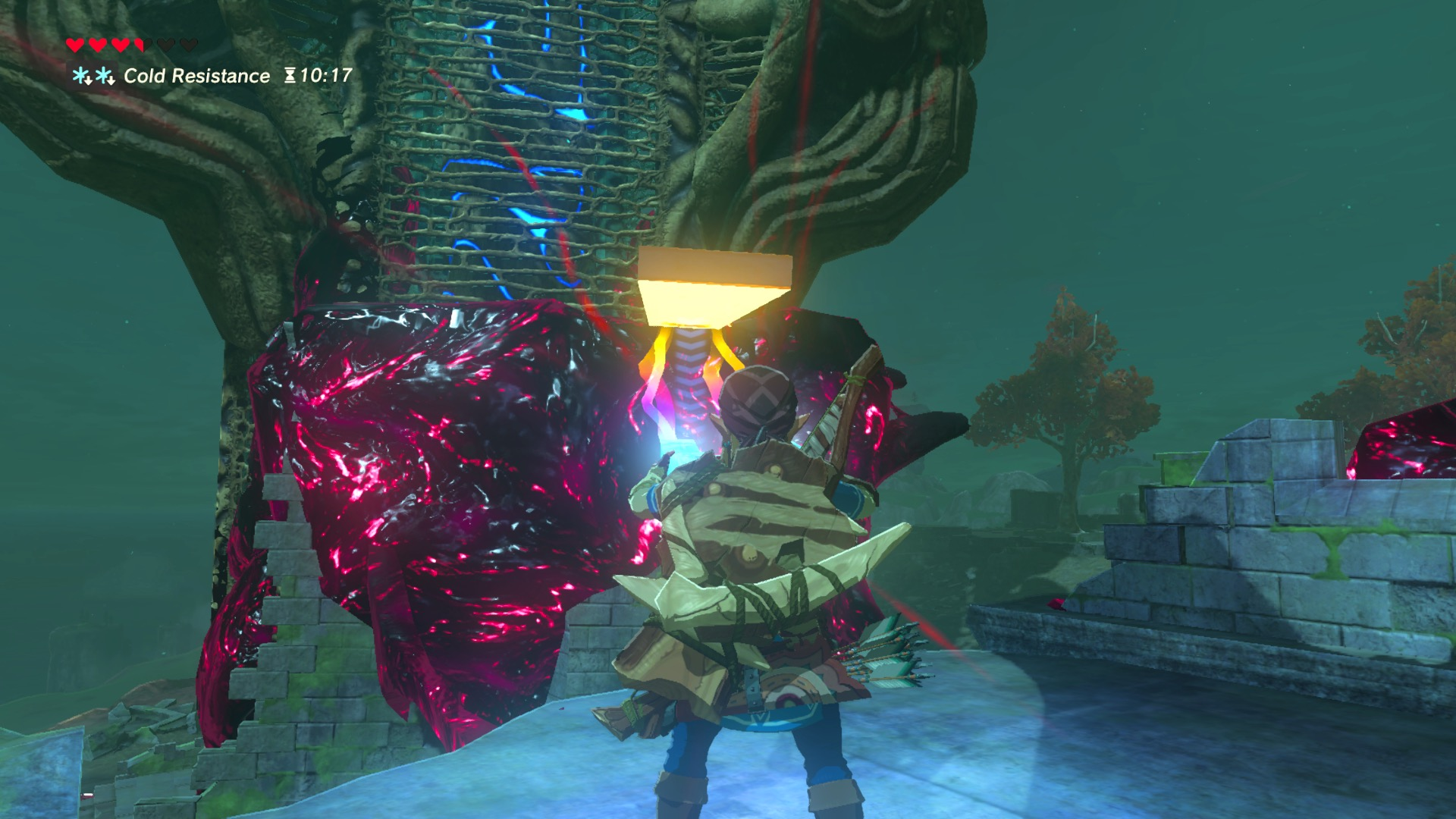 Breath Of The Wild Guide How To Climb Akkala Tower Polygon