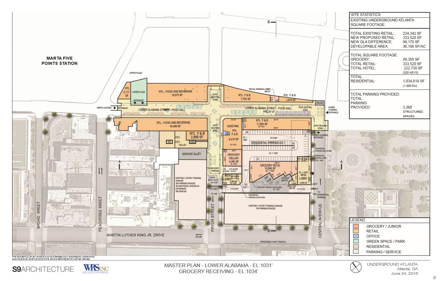 Underground Atlanta Plans Unveiled Future Still Unclear Curbed