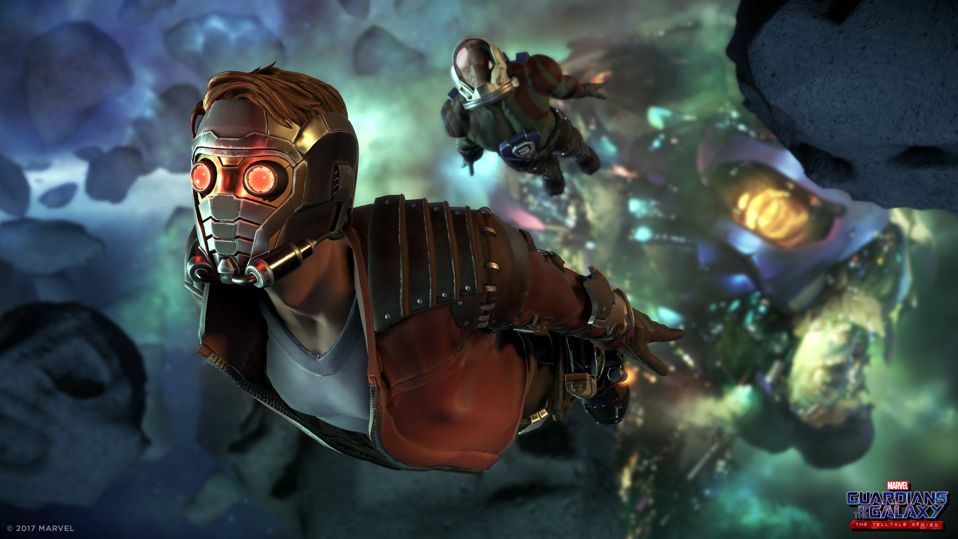 Telltale S Guardians Of The Galaxy Game Debuts This Spring