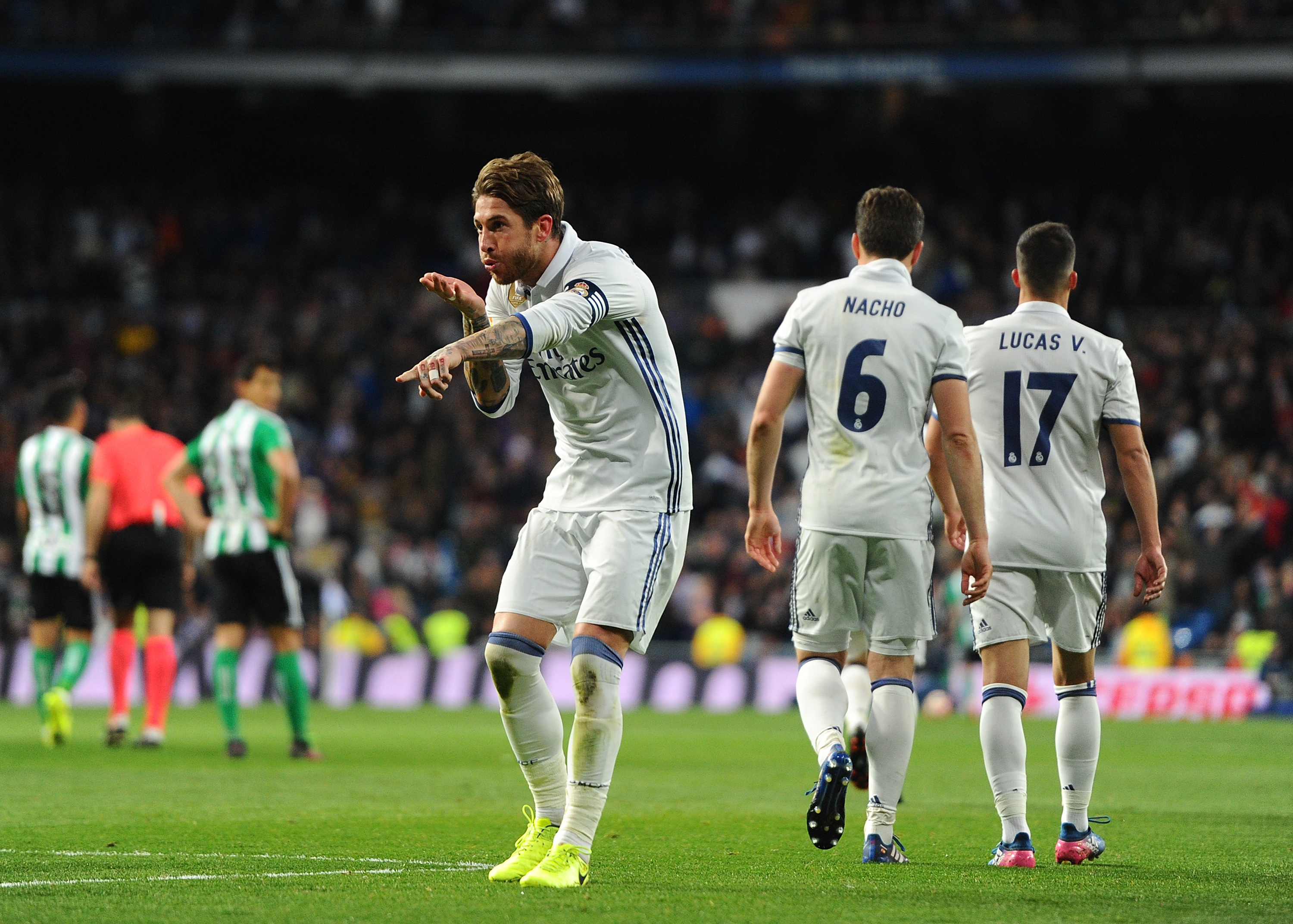 real madrid real betis