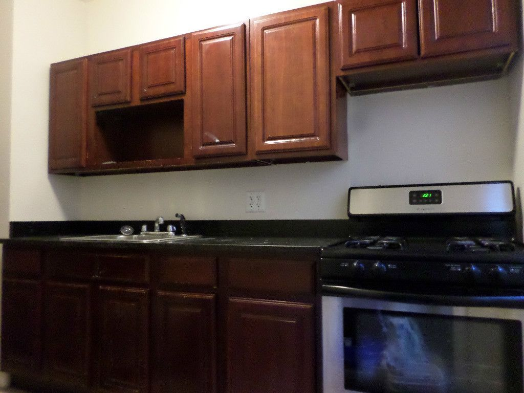 amazing Renting Kitchen Appliances #10: In Glendale, Queens, a two-bedroom, one-bathroom apartment is renting for  $1,795/month. Both bedrooms can accommodate a queen sized bed and the  kitchen ...