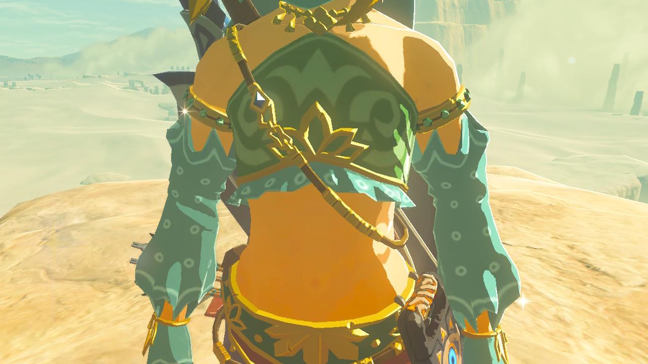 The Legend Of Zelda Breath Of The Wild Zelda Pron-Xxx Photos-7718