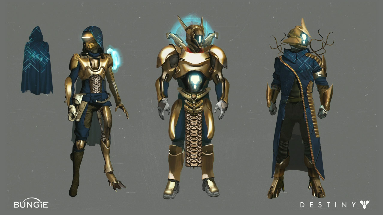 Heres The New Raid Gear You Can Get In Destiny Age Of Triumph