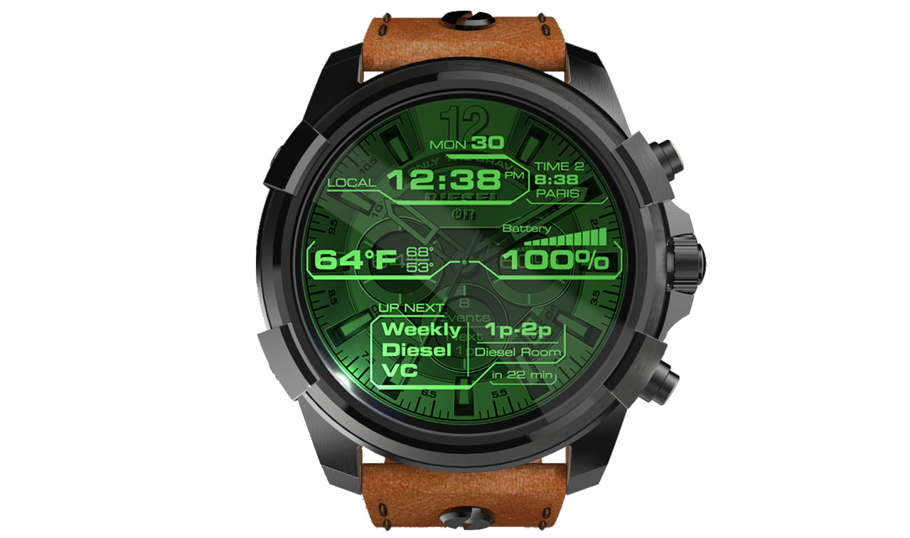 Fossil Announces A Slew Of Branded Hybrid Analog And