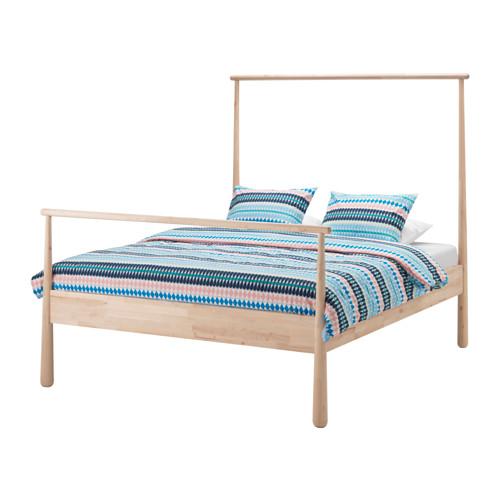 ikea gjra queen bed 349