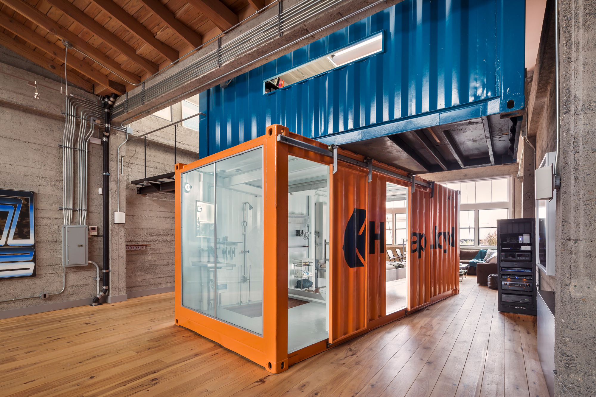 Shipping container home in Pacific Heights asks $4.9 ...