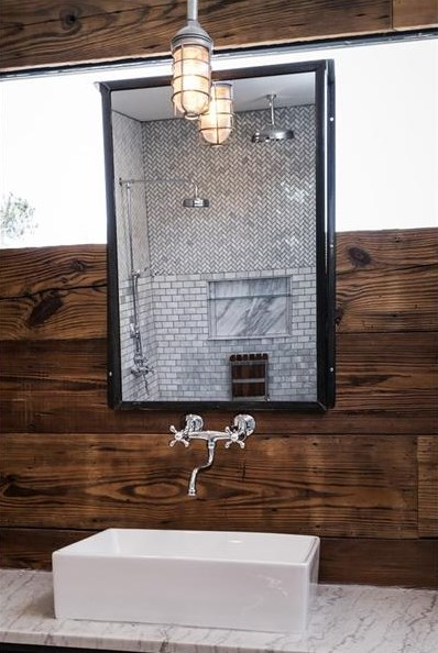 3 Sophisticated Atlanta Bathroom Renovations: In Reynoldstown, 3,500 Square Feet Of Rustic-chic Costs