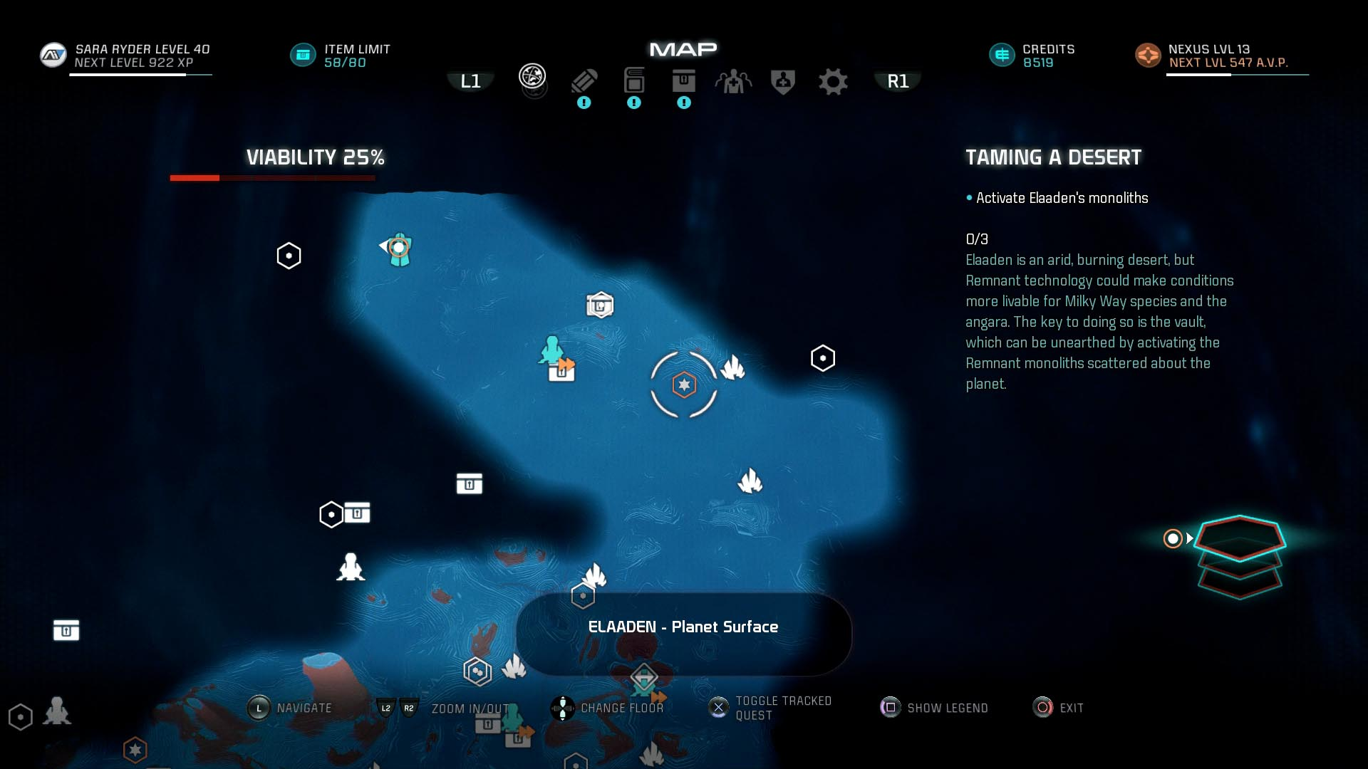 Mass Effect Andromeda Guide Taming A Desert Heleus Assignment